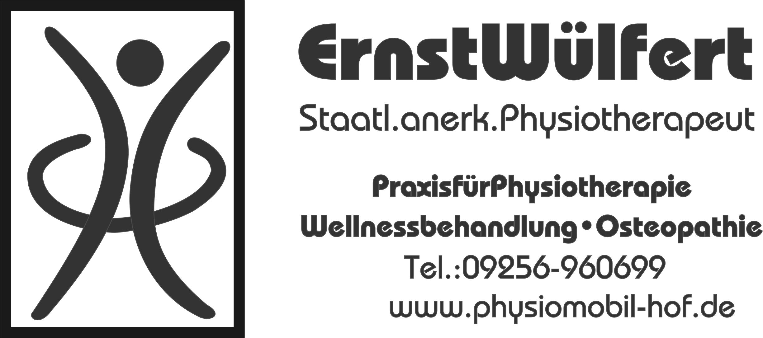 Physiotherapie Blechschmidt - Ernst Wülferth - Stammbach und Hof