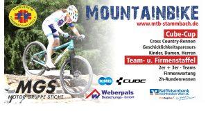 Mountainbike CrossCountry XCO 7. Lauf Cube-Cup 2019 3. MGS Mountianbike Team- und Firmenstaffel